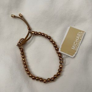 Michael Kors Beaded Stretch Bracelet